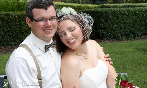 Congratulations Jessica and James!